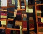 Obras de arte: America : México : Mexico_Distrito-Federal : Xochimilco : Paisaje 2