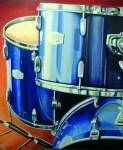Obras de arte: Europa : Países_Bajos : Noord-Brabant : Eindhoven : drum set