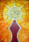 Obras de arte: America : México : Guanajuato : Guanajuato_capital : sacramento