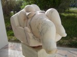 Obras de arte: Europa : España : Andalucía_Cádiz : Jerez_de_la_Frontera : Tumbada en el sofa
