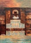 Obras de arte: Europa : España : Catalunya_Barcelona : Barcelona_ciudad : Mural Canal de Castilla