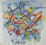 Obras de arte: America : Chile : Region_Metropolitana-Santiago : Santiago_de_Chile : MASCARA
