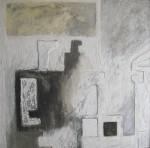 Obras de arte: America : México : Mexico_Distrito-Federal : Xochimilco : Fábrica blanca