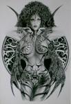 Obras de arte: America : México : Chihuahua : ciudad_juarez : Medusa