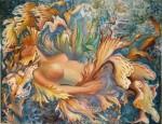 Obras de arte: America : Venezuela : Miranda : Caracas_ciudad : Alfonsina y El Mar