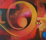 Obras de arte: America : Costa_Rica : San_Jose : CURRIDABAT : Afrocaribeña 2