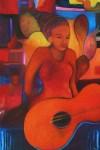 Obras de arte: America : Costa_Rica : San_Jose : CURRIDABAT : Afrocaribeña 3
