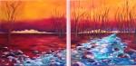 Obras de arte: Asia : Israel : Southern-Israel : beersheva : tierra de rojos