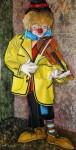 Obras de arte: America : Venezuela : Miranda : Caracas_ciudad : El Violinista