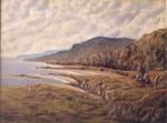 Obras de arte: Europa : España : Galicia_La_Coruña : Coruna : Paisaxe da costa galega