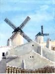 Obras de arte: Europa : España : Castilla_la_Mancha_Ciudad_Real : Ciudad_Real : A dos aguas