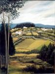 Obras de arte: Europa : España : Galicia_La_Coruña : Coruna : Mosende desde a Peroxa-Piñeiro-Cedeira-A Coruña-España