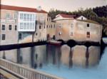 Obras de arte: Europa : España : Galicia_La_Coruña : Coruna : Muiño de Xubia-Narón-A Coruña-España