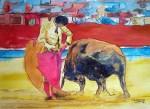Obras de arte: Europa : España : Andalucía_Sevilla : paso_2 : Tauro 03