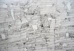 Obras de arte: Europa : Francia : Rhone-Alpes : Lyon : Divagar, dibujo abstracto