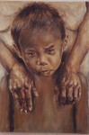 Obras de arte: America : Colombia : Antioquia : Medellín : Desplazados