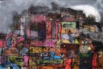 Obras de arte: America : Perú : Lima : La_Victoria : Lima 6.43 pm