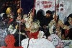Obras de arte: Europa : España : Catalunya_Tarragona : Masllorenç : El Placer de la Guerra