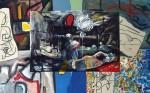Obras de arte: Europa : España : Catalunya_Tarragona : Masllorenç : Hospital de guerra