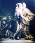 Obras de arte: America : Argentina : Buenos_Aires : Capital_Federal : elegante papirusa