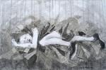 Obras de arte: America : Argentina : Mendoza : mendoza_ciudad : frazada de papel