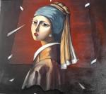 Obras de arte: America : Argentina : Buenos_Aires : Ciudad_de_Buenos_Aires : homenaje a Vermeer