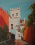 Obras de arte: Europa : España : Andalucía_Sevilla : paso_2 : Callejon del Agua