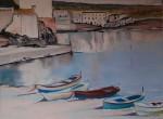 Obras de arte: Europa : Espa�a : Euskadi_Bizkaia : barakaldo : puerto de cadaqu�s