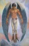 Obras de arte: America : Perú : Callao : callao-bellavista : hombre ave