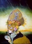 Obras de arte: America : México : Puebla : puebla_ciudad : Interpretacion de La Dama de Verano
