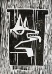 Obras de arte: Europa : España : Valencia : Burjassot : wolf - lobo