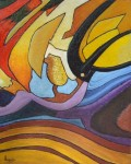 Obras de arte: Europa : Espa�a : Catalunya_Tarragona : Valls : La Golondrina