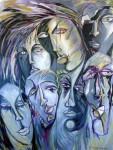Obras de arte: Europa : España : Andalucía_Jaén : Jaen_ciudad : El Mundo-PurgatorioII