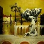 Obras de arte: America : Argentina : Buenos_Aires : Ciudad_de_Buenos_Aires : El Ahogado mas Hermoso del Mundo