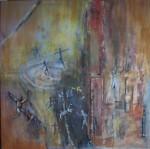Obras de arte: Europa : Alemania : Nordrhein-Westfalen : Soest : Danzando por la lluvia