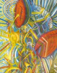 Obras de arte: America : Perú : Lima : chosica : deconstruccion