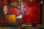 Obras de arte: Europa : España : Aragón_Zaragoza : zaragoza_ciudad : INTERIOR ROJO