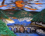 Obras de arte: Europa : Francia : Languedoc-Roussillon : beziers : EL PUENTE DEL CARDENAL