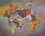 Obras de arte: America : Puerto_Rico : San_Juan_Puerto_Rico : Sanjuan : Geomancias II