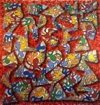 Obras de arte: Europa : España : Principado_de_Asturias : Oviedo : los juguetes