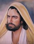 Obras de arte: America : Venezuela : Miranda : Caracas_capital : Jesus observando a la humanidad