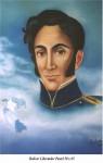 Obras de arte: America : Venezuela : Miranda : Caracas_capital : Bolivar Libertador