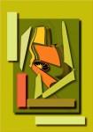 Obras de arte: America : Ecuador : Tungurahua : Ambato : Geométrica # 4