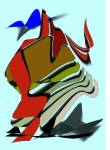Obras de arte: America : Ecuador : Tungurahua : Ambato : Geométrica # 17
