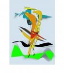 Obras de arte: America : Ecuador : Tungurahua : Ambato : Geométrica # 23