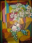 Obras de arte: America : Argentina : Buenos_Aires : Ascension : Bodegòn -Primavera