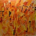 Obras de arte: Europa : España : Comunidad_Valenciana_Alicante : Alfaz_del_Pi : Serie pequeñeces