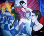 Obras de arte: America : Argentina : Buenos_Aires : Mercedes : TANGO 2