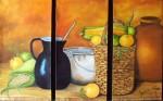 Obras de arte: America : Colombia : Distrito_Capital_de-Bogota : Bogota : COCINA CAMPESINA
