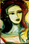 Obras de arte: America : Brasil : Rio_Grande_do_Sul : Getulio_Vargas : ZEINAB - A DANÇARINA II
